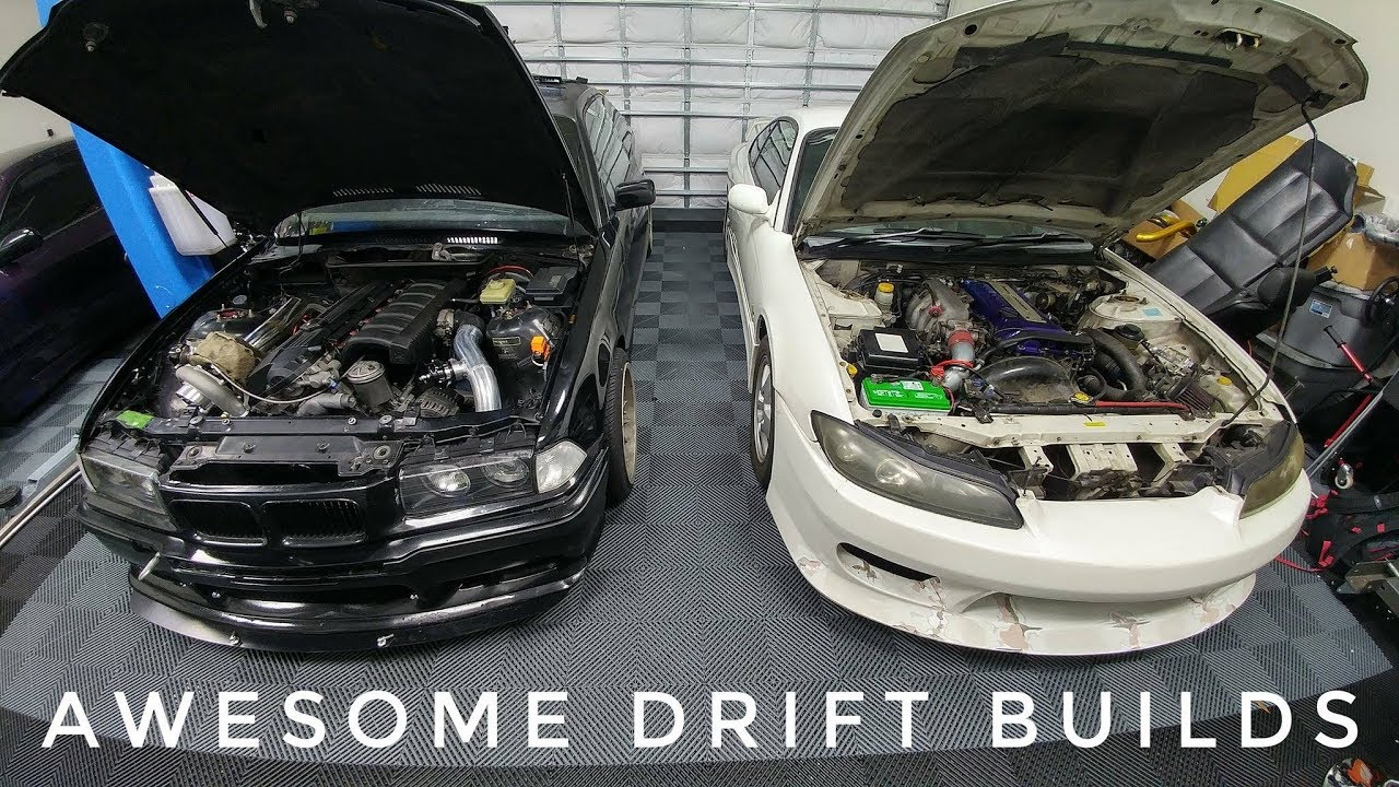 BMW E36 TURBO PARTS AND S15 DRIFTCAR UPDATE!