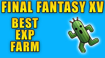 Final fantasy xv how to find cactuar farm spot location for Final fantasy 15 fishing guide