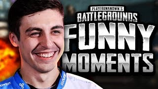 PUBG FUNNY MOMENTS