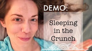DEMO: Sleeping in the crunch! | My night-before styling routine for fast & flawless a.m. hair