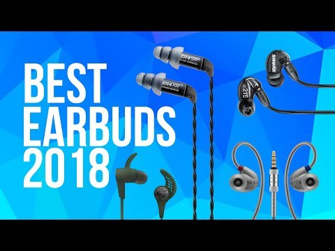 Best Earbuds 2018 | Top 10 | Top Earbuds | Earphones