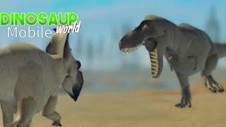 Susto Gigantesco, Tiranossauro Chegou! | Dinosaur World Mobile (#7)(PT-BR)