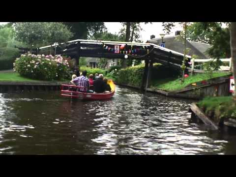 Giethoorn-Venice of Holland
