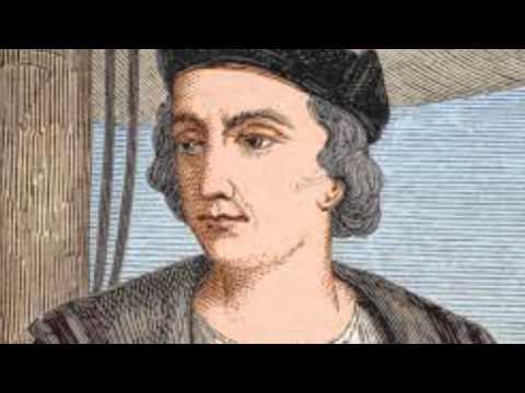 CHRISTOPHER COLUMBUS - The Genocidal Rapist Slave-Trader (In Brief)