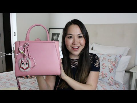 d3a5a9279 Fendi Petite 2Jours Reveal and Unboxing - YouTube