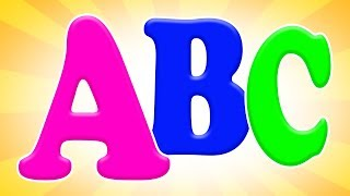 ABC Phonics Song | A to Z for Kids | Learning Videos & Baby Rhymes