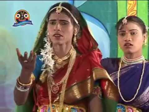 Concluding part of Sambalpuri/koshli Tukel Dand Radhakrusna Raslila