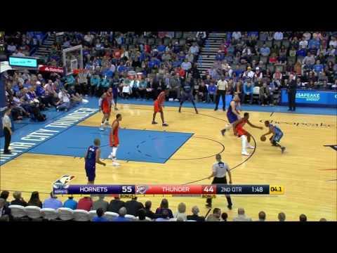 Charlotte Hornets vs Oklahoma City Thunder    HIGHLIGHTS    April 2, 2017