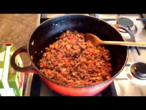 Slimming World Syn Free Spaghetti Bolognese
