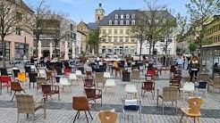 Die Sorgen der Gastronomie: Viele leere Stühle auch in Schweinfurt - 4K