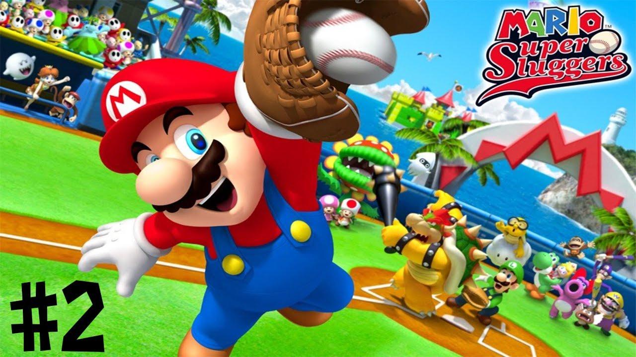 Mario Super Sluggers Reviews - GameSpot