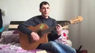 Песня на гитаре  Про молодого наркомана
