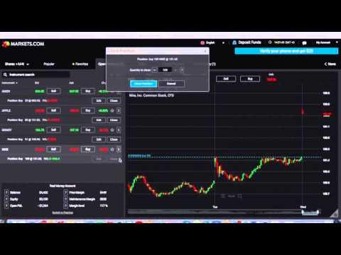 Nike Stock market investetment 400$