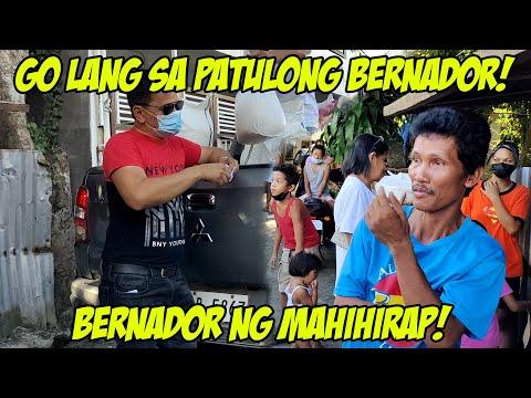 ANG BERNADOR NG MAHIHIRAP! | GO LANG NG GO! KUYA VAL -  (2020)