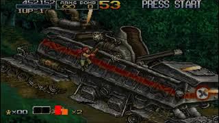 METAL SLUG 6 PC Full GamePlay