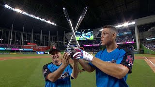 HRD: Judge crushes 47 homers en route to HR Derby win