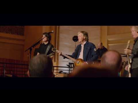 Paul McCartney 'A Hard Day's Night' (Live from Grand Central Station, New York)