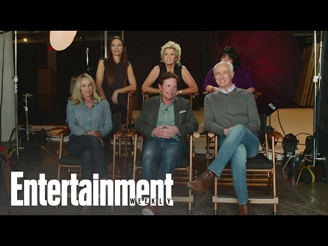 Family Ties: EW Reunions | Entertainment Weekly