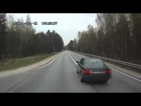 Latvian Police Chase Compilation