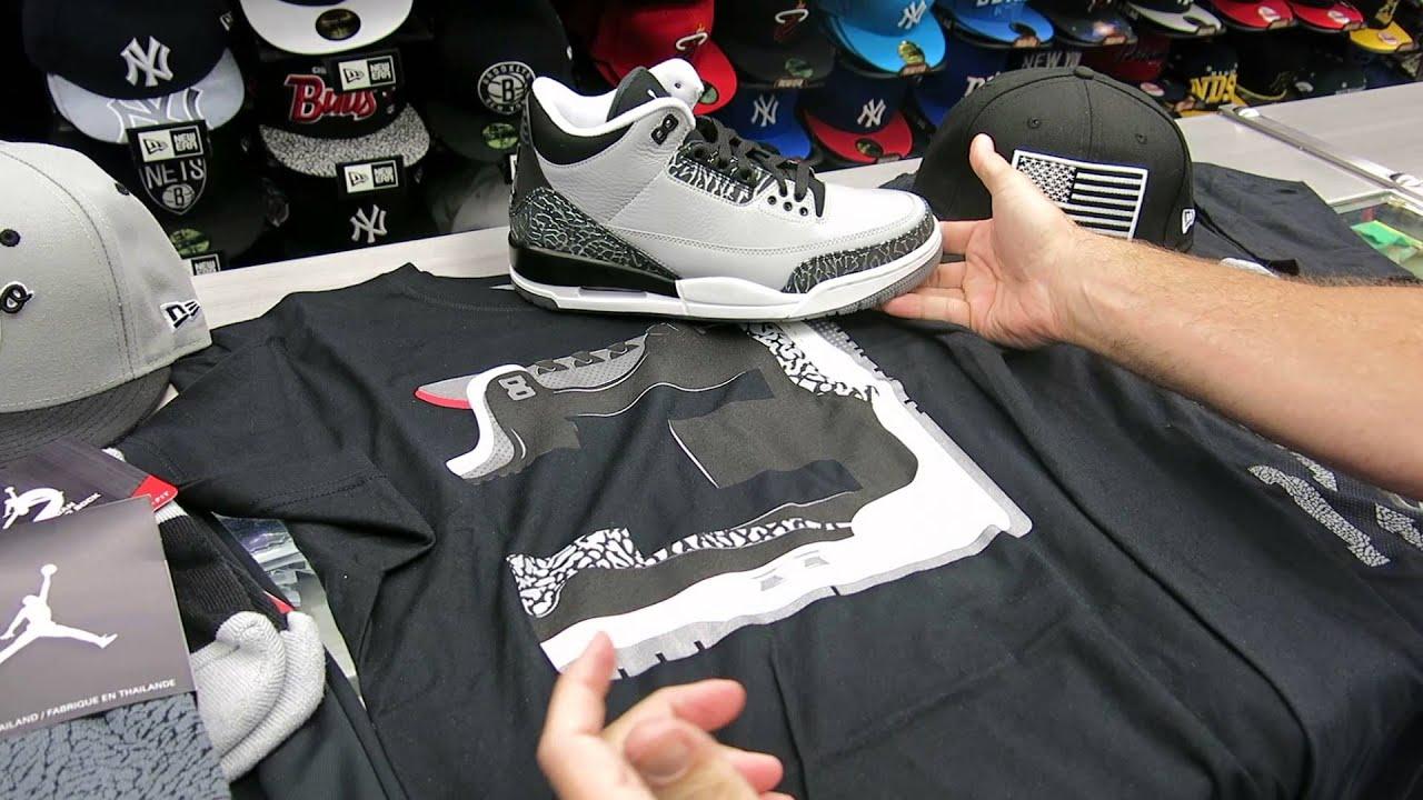 wholesale dealer b2e6b 5881b Nike Air Jordan 3 Wolf Grey - at Street Gear, Hempstead NY