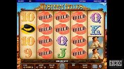 IGT Western Belles Slot Machine Online Game Play
