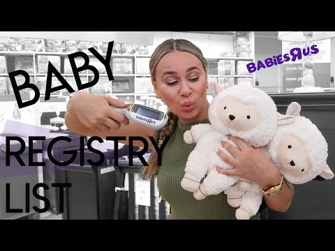 Baby Registry Must-Haves From a Mom