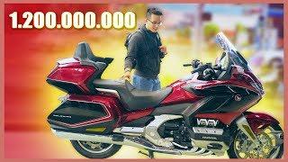 PKL - Showroom mô tô chính hãng Honda Việt Nam (Visit Honda bigbike shop in Vietnam)