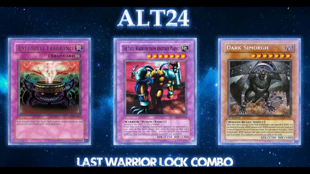 [YGOPRO] Last Warrior Lock Combo
