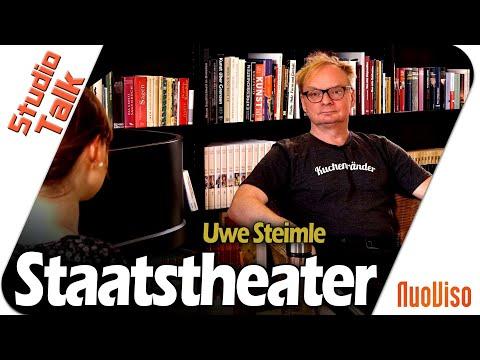 Staatstheater - Uwe Steimle im NuoViso Talk