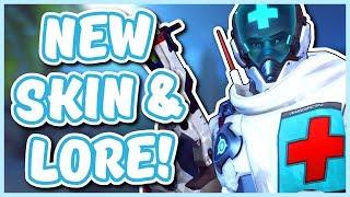 Overwatch - NEW BAPTISTE SKIN AND LORE (Hero 31 Teaser?!)