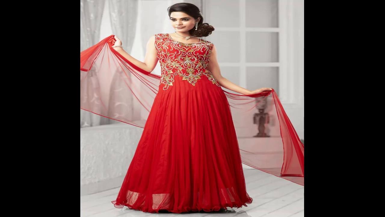 Maxi dress pakistani designers