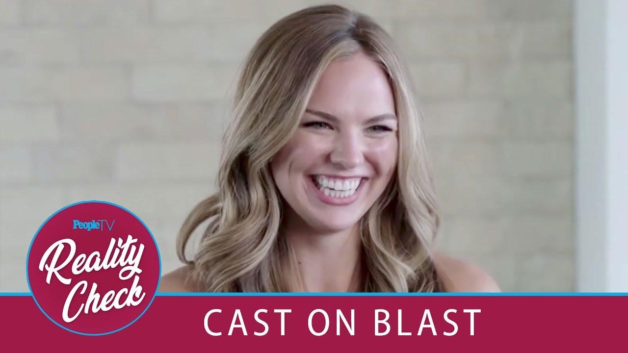 Bachelor Nation Stars React to Hannah Brown Saying the N-Word