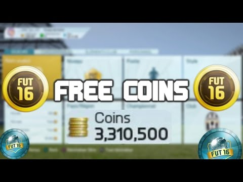 HOW TO GET FREE COINS ON FIFA 16 ULTIMATE TEAM VERY EASY!!