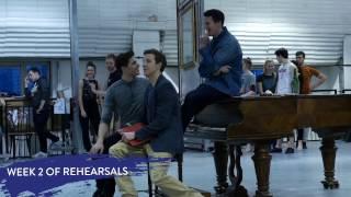 An American in Paris | Week 2 Rehearsal Video