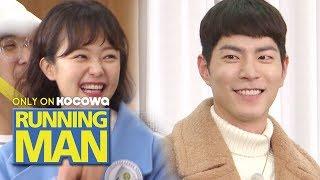 Hong Jong Hyun ❤️Jeon So Min..? It makes me cringe!!!! [Running Man Ep 436]