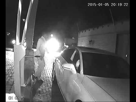Attempted hijacking by the same BMW 1 Series