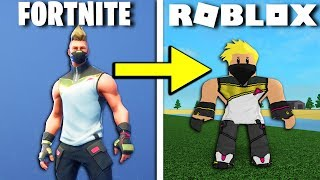 WHAT IF DRIFT FROM FORTNITE WAS IN ROBLOX?! ( A Roblox Roleplay Story)