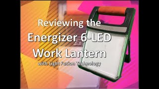 Energizer LED Work Lantern