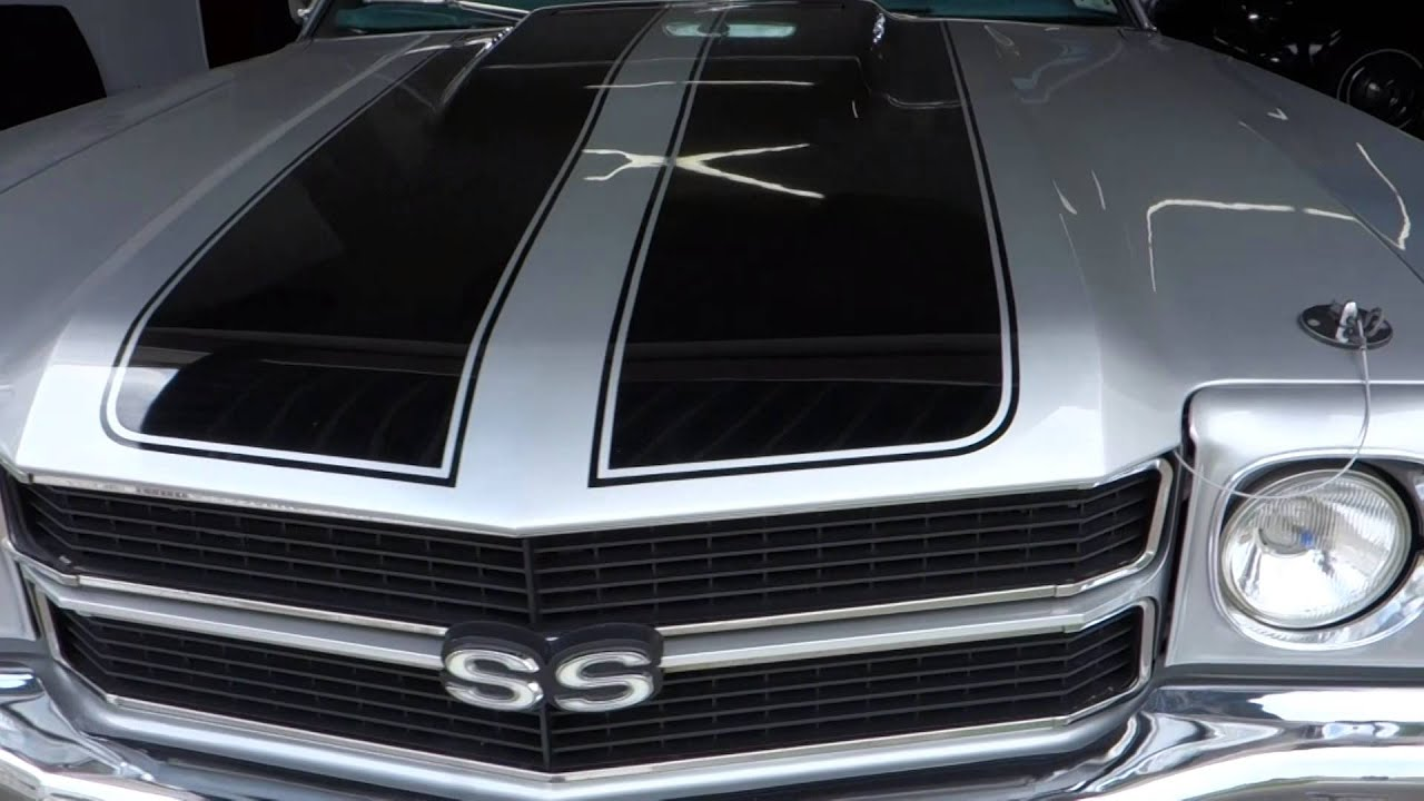 Chevelle Ss Hp Monster American Muscle Car Youtube