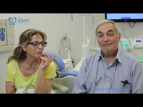 La vostra esperienza con iDent Roma - Franco e Maria Vittoria