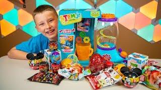 STEM Jr Little Tikes Twisty Tornado Surprise Dragon Eggs Blind Bags Toys for Boys Kinder Playtime