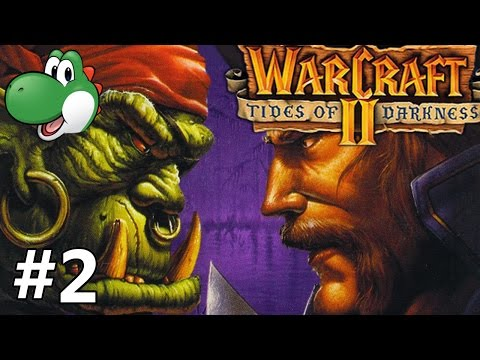 Let's Play Warcraft 2 Tides of Darkness - Part 2