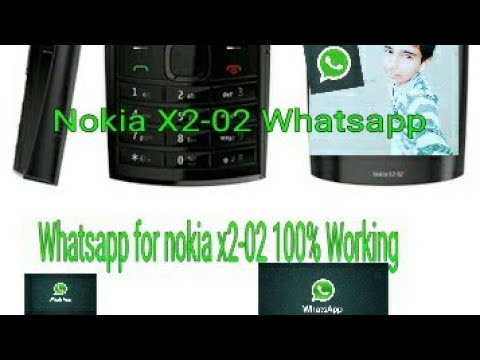 download old version whatsapp for nokia x2