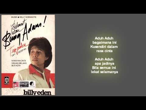 Billy Eden - Terpaku (Lirik)