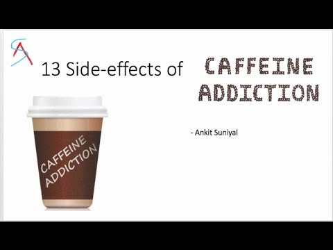 13 side-effects of caffeine addiction || Tea/Coffee overdose effects