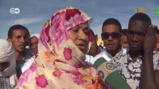 مدينة أطار السياحية شمال موريتانيا تعاني منذ عدة سنين من تراجع السياحة بسبب الإرهاب