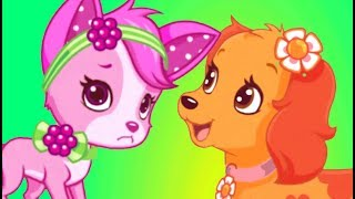 Strawberry Shortcake Puppy Doctor - Android Game (Budge Studios) - Best App for Kids Gameplay