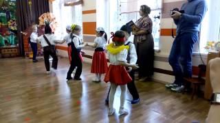 Василиса, осенний праздник 2014, полька