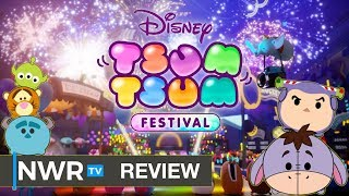 Tsum Tsum Festival (Switch) Review (Video Game Video Review)