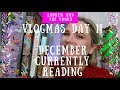 Download Vlogmas Day 11 | December Currently Reading | Lauren and the Books